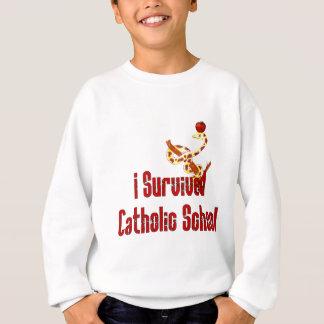 Catholic School Survivor Sweatshirt