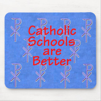 Catholic Schools Mousepad