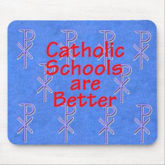 Catholic Schools Mousepad