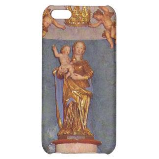 Catholic Shrine Cover For iPhone 5C