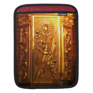 Catholic tabernacle sleeve for iPads