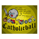 Catholicball Poster