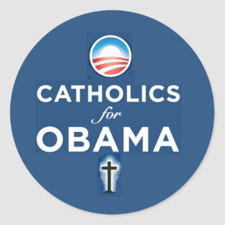 CATHOLICS Sticker