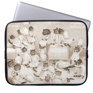 Cathouse Dormitory 1906 Computer Sleeves