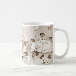 Cathouse Dormitory 1906 Mugs