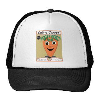 Cathy Carrot Seed Packet 1 Trucker Hat