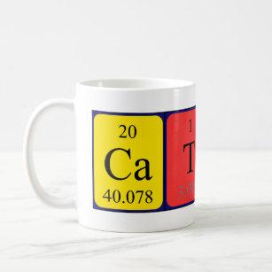 Cathy name coffee travel mugs zazzle cathy periodic table name mug urtaz Image collections