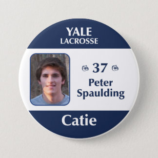 Catie - Peter Spaulding Button
