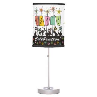 Catio Celebration! Lamps