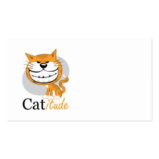 Catitude Business Card