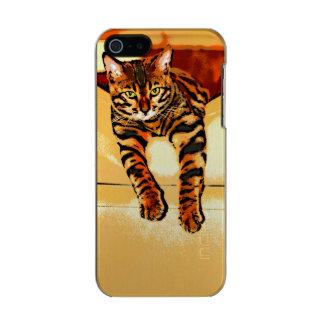 CATITUDE FUNDA PARA iPhone 5 INCIPIO FEATHER SHINE