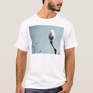 Catkin winter Willow Tree T-Shirt