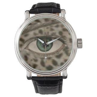 catlady wrist watch