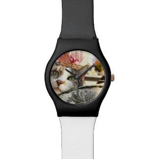 CatLady Wristwatch