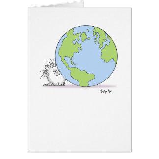 CATLAS GREETING CARD