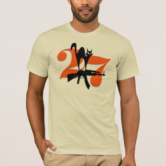 Catlashnikov T-Shirt