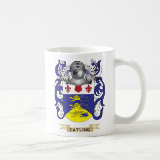 Catling Coat of Arms Coffee Mugs