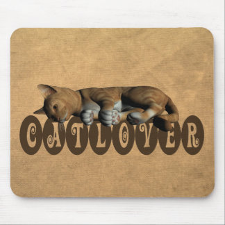 Catlover Mousepad