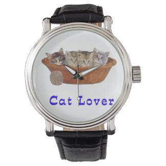 catlover reloj