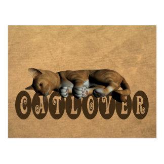 Catlover Tarjetas Postales