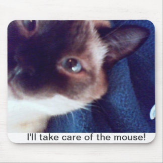Catlover's Mousepad
