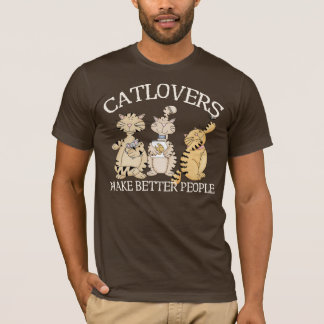 Catlovers T-Shirt