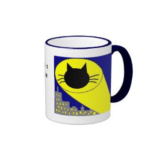 Catman Mugs