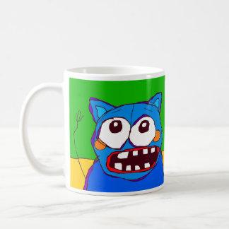 catman taza de café