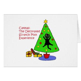 Catmas Experience Card