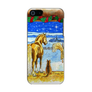 Catmas Experience Metallic Phone Case For iPhone SE/5/5s