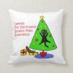 Catmas Experience Pillow