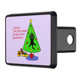Catmas Experience Tow Hitch Cover