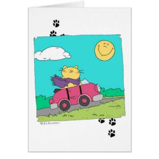 Catmobile Card
