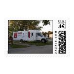 Catmobile Postage Stamp