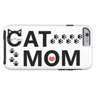 Catmom Tough iPhone 6 Case