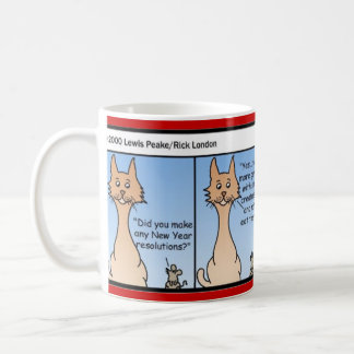 catmouse coffee mug