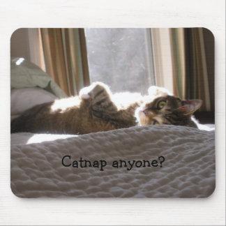 Catnap anyone? mouse pad