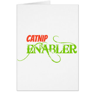 Catnip Enabler Card