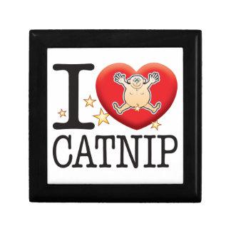 Catnip Love Man Keepsake Box