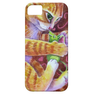 Catnip Mouse iPhone SE/5/5s Case