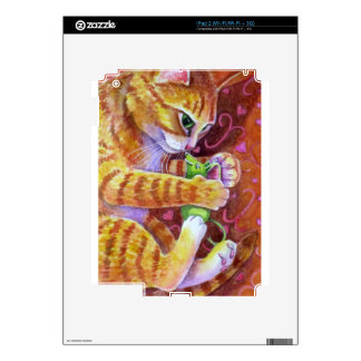 Catnip Mouse Skin For The iPad 2