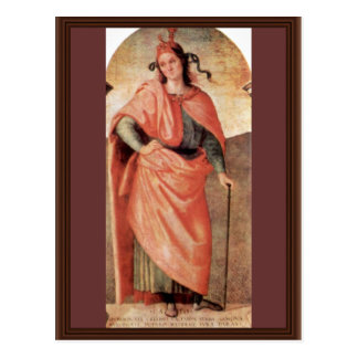 Cato By Perugino Pietro (Best Quality) Post Cards