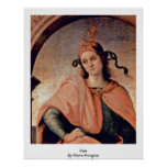 Cato de Pedro Perugino Impresiones