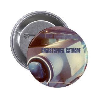 Cátodo/botón interno del espacio pin redondo 5 cm