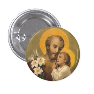 Católico del botón de San José Pins