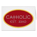 Católico Felicitaciones