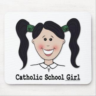 ~ católico Jenn de la colegiala Tapete De Ratones