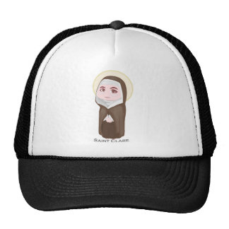 Católico lindo de Clare del santo Gorra