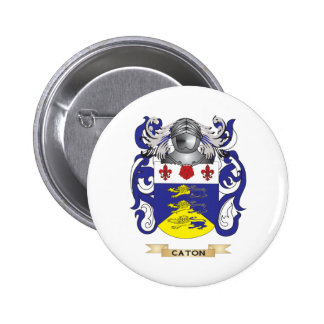 Caton Coat of Arms Button