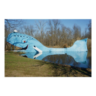 Catoosa Blue Whale Posters